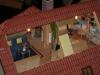 Einblick ins Dachgeschoss