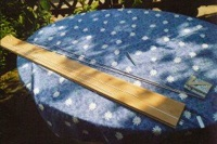 Herstellung der Dachziegeln