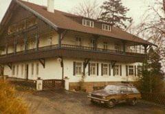 Das Vorbild des Schweizer Hauses